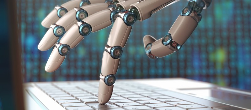 Will AI in Corporate Banking Result in Robo-Bankers or Cyber-Bankers?