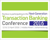 Next-Generation Transaction Banking Conference 2016