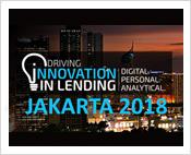 Driving Innovation in Lending: Jakarta 2018