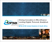 Microfinance South Africa 2018