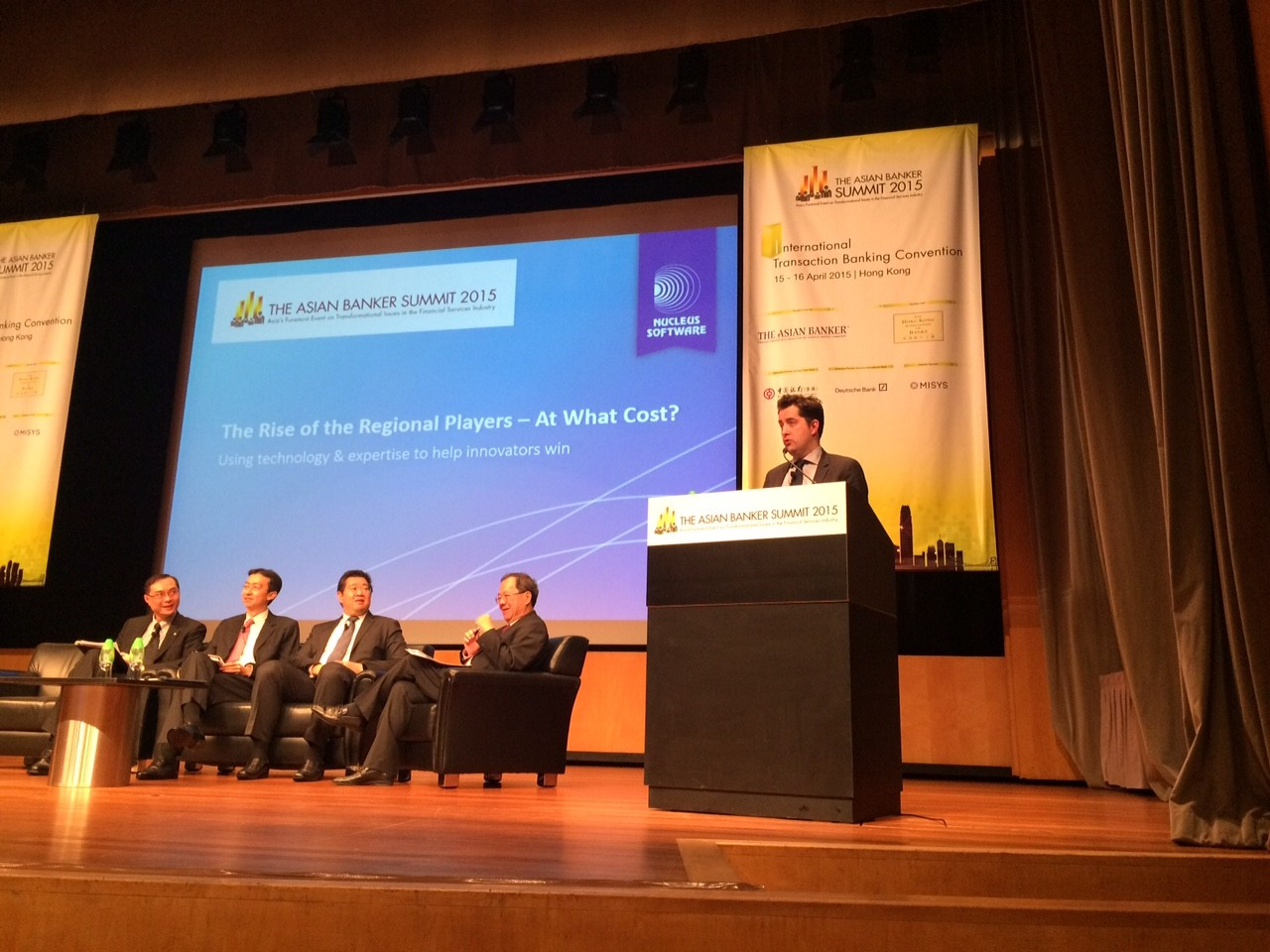 Asian Banker Summit 54