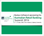 Australian Retail Banking Summit 2016
