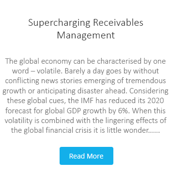 Supercharging Receivables Management