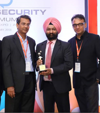 Nucleus Software wins the 'Best Lending Technology Implementation of the Year' award at the BFSI Innovative Technology Awards 2018