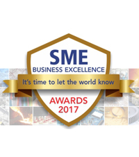 Nucleus Software Wins SME Business Excellence Award 2017