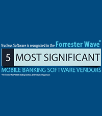 Nucleus Software Recognized amongst the World's top 5 Mobile Banking Solution Providers by Forrester Research, Inc.