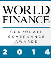 World Finance CG Awards – 2014