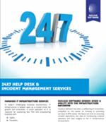 24x7 Help Desk Management Service