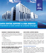 Data Center Support - DBA Services