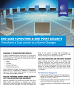 EndUser Computing End Point Security
