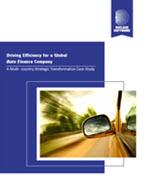 Auto Finance Case Study