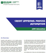 Credit Approval Process Automation-Religare