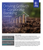 Driving Growth In Corporate Banking