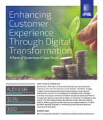 Enhancing Customer Experience Through Digital Transformation