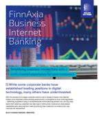 FinnAxia Business Internet Banking