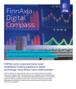 FinnAxia Digital Compass