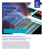 FinnAxia Mobile Transaction Banking