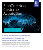 FinnOne Neo Customer Acquisition