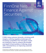 FinnOne Neo Finance Against Securities