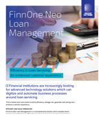 FinnOne Neo Loan Management