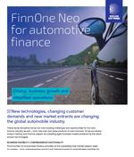 FinnOne Neo for Automotive Finance