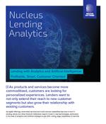 Nucleus Lending Analytics