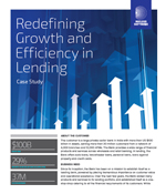Redefining Growth and Efficiency in Lending