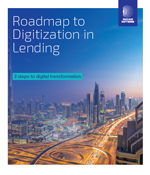 Roadmap to Digitization in Lending - Middle East
