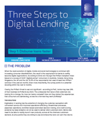 Three Steps to Digital Lending-Step 1 Disburse loans faster