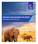 Transaction Banking in Kenya-Growing Opportunities
