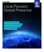 Local Passion, Global Presence - Tap new opportunities in Transaction Banking
