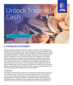 Unlock Trapped Cash